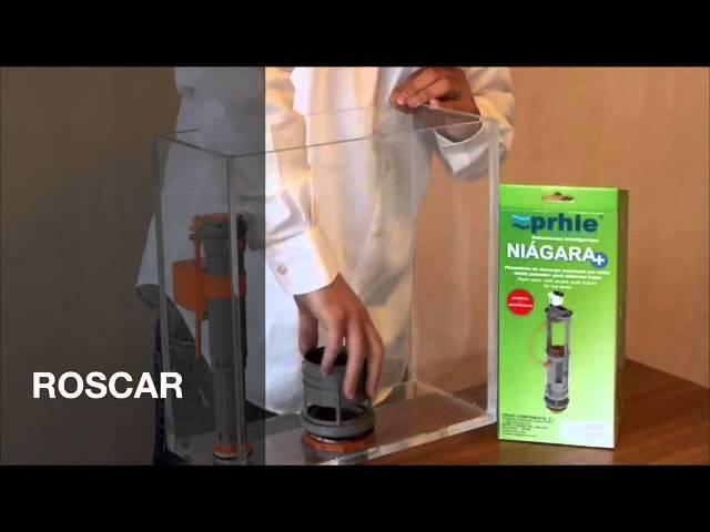 MECANISMO DE DESCARGA NIAGARA 70345 REF
