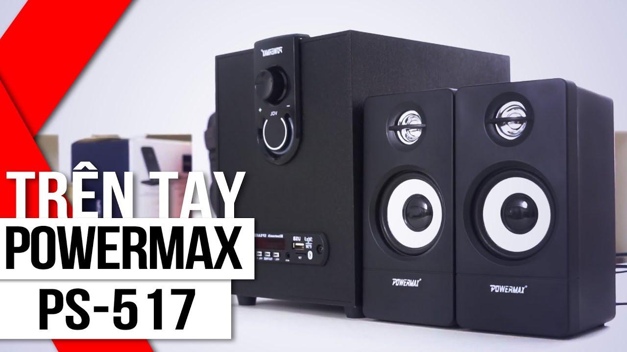 FPT Shop – Trên tay Bộ loa & tai nghe PowerMAX: Rẻ nhưng chất lượng không hề rẻ