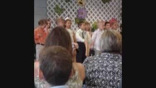 kenny's kindergarten graduation Thumbnail