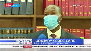 Meru ranked best high court in the country
