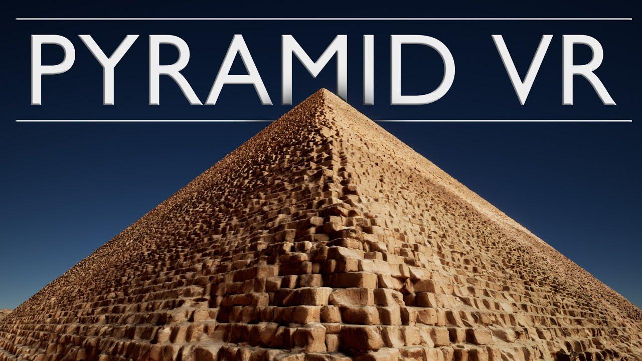Egypt Giza Pyramid 360VR