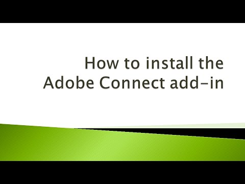 adobe connect download for laptop