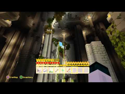 Minecraft Greek mythology Survival