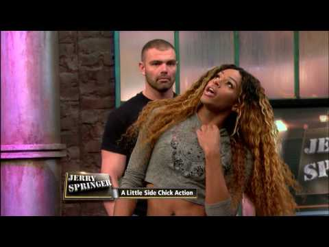 He Didn't See That Coming (The Jerry Springer Show)