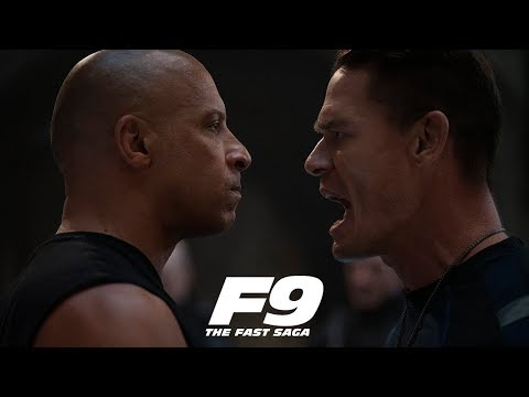 F9 - In Theaters April 2021 (Hallelujah) [HD]