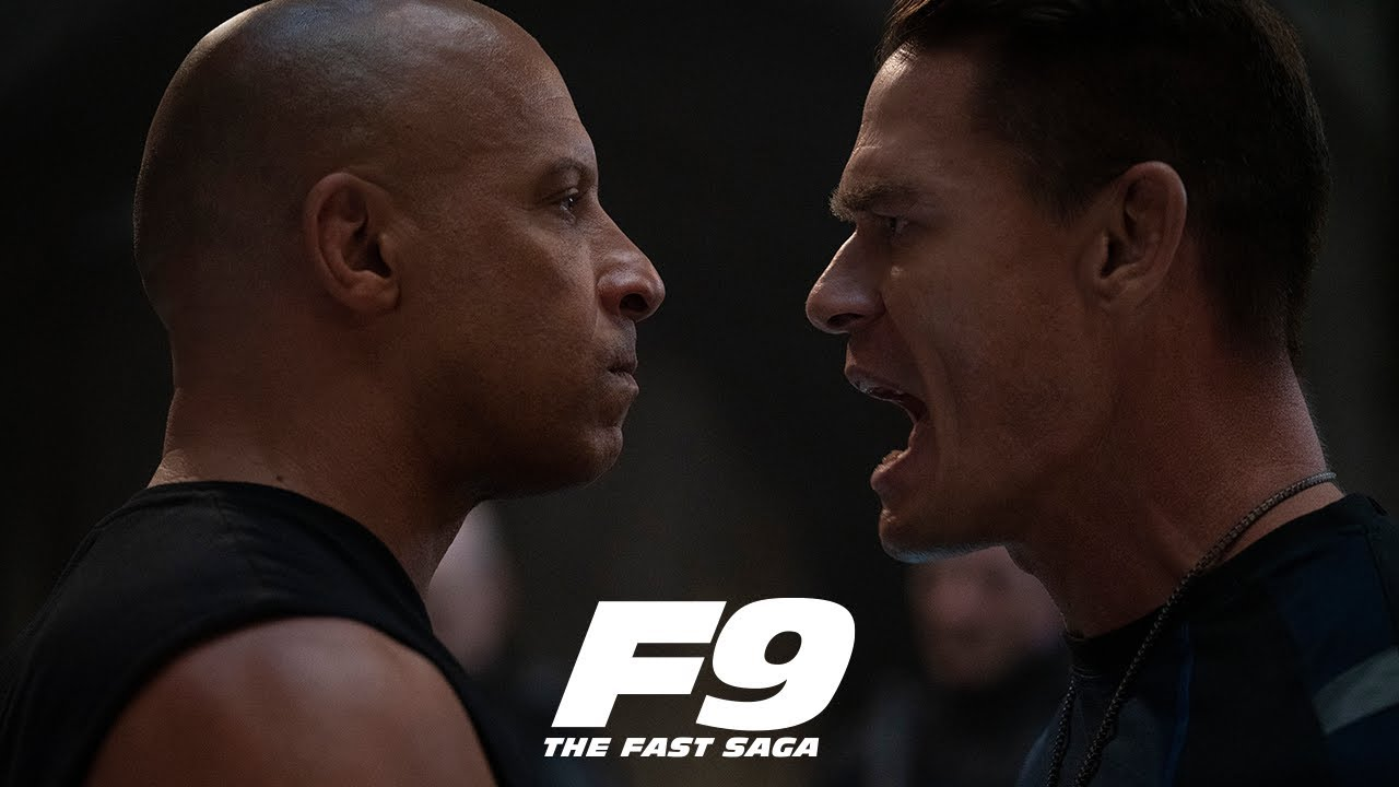 F9 - In Theaters May 22 (Hallelujah) [HD]