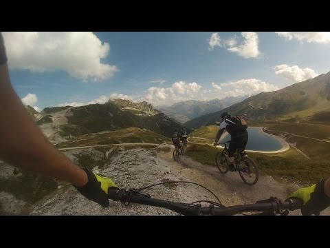 Mountain Biking Guides & Job Opportunities, French Alps | Trail ...