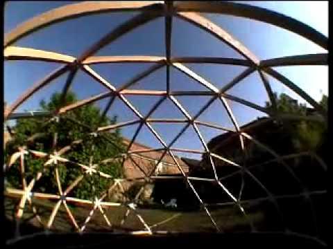 Geodätischen Kuppel several geodesics domes cupula geodesica geodätische kuppel