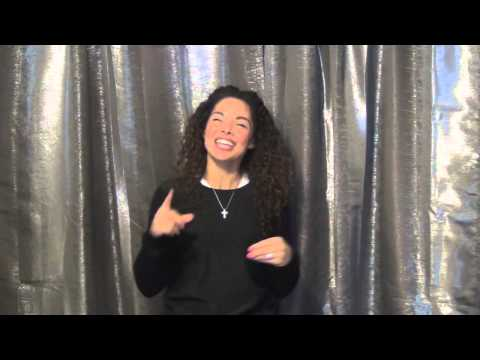 Higher by Jaye Thomas in Sign Language