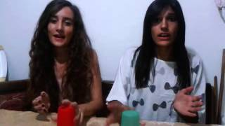The Cups Cover by The Twins ( Cemre & Irem )