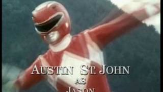 mighty morphin power rangers season 2 opening version 1 in hd