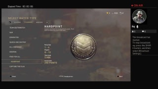 Playing Call of Duty world war 2  {PS4 Stream}{With my girlfriend}