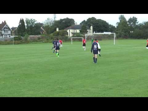 Newell Academy (2004) 0 V 0 (3-4 on pens) Sion Swifts (Foyle Cup, 20th July, 2017)