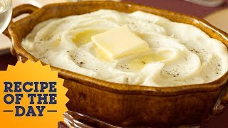 Tyler's 5-Star Mashed Potatoes   Food Network