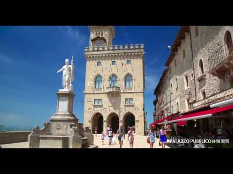 San Marino Drone Dji Phantom 3Pro