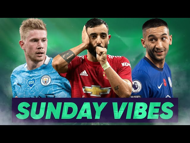 Is Bruno Fernandes The BEST Midfielder In The World Right Now?! | #SundayVibes