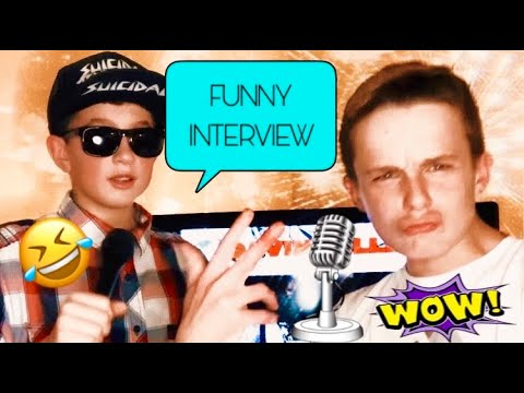 Watch The Best Funny Interview Video | Comedy Short