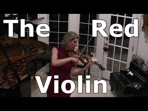 Zigeunerweisen - Elizabeth Pitcairn and the Red Violin