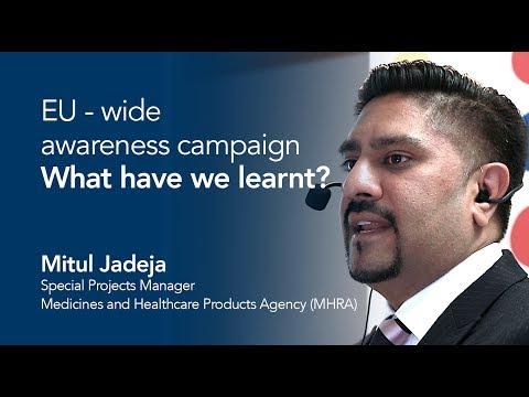 EU Pharmacovigilance Awareness Campaign - what have we learnt?