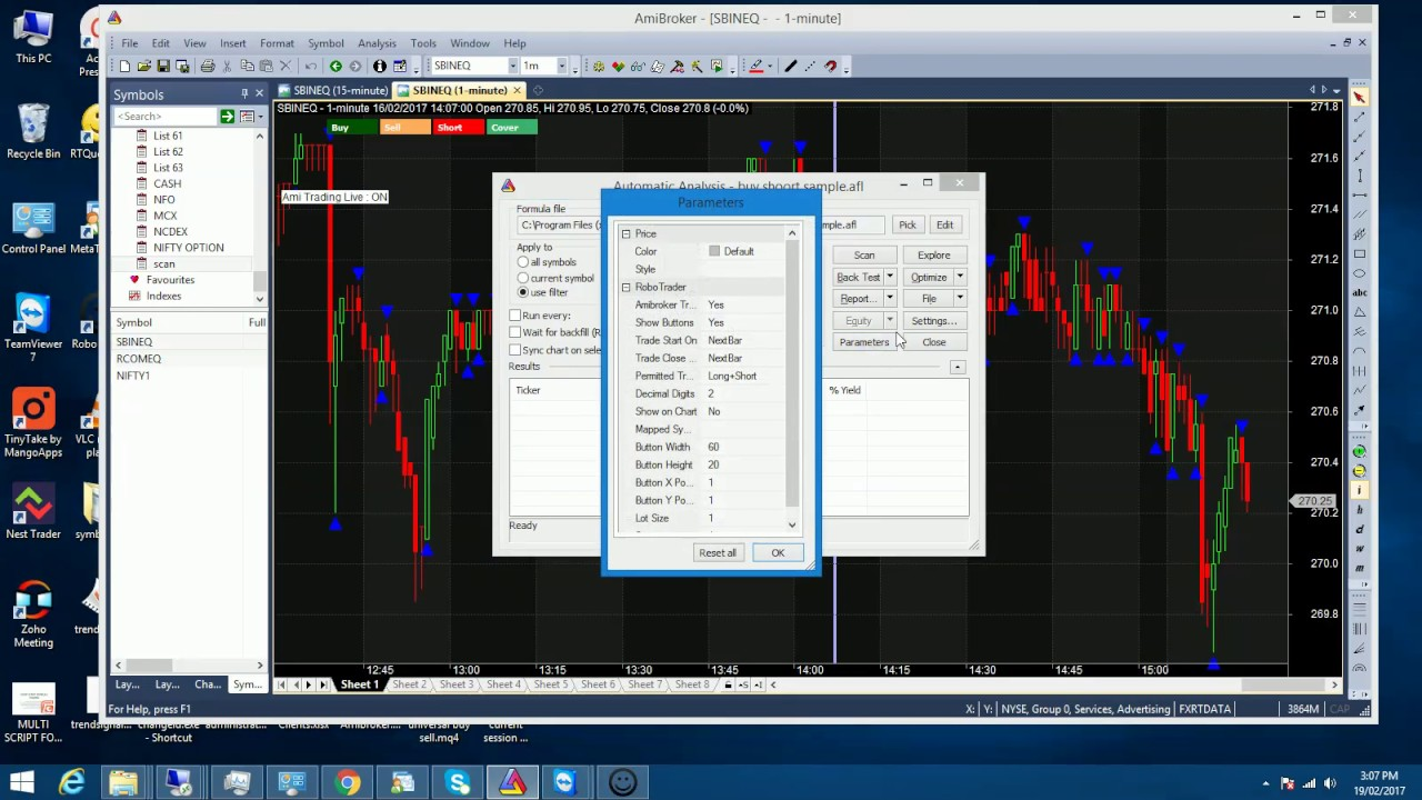 Repeat ROBO-Amibroker scanner trading by robotrader - You2Repeat