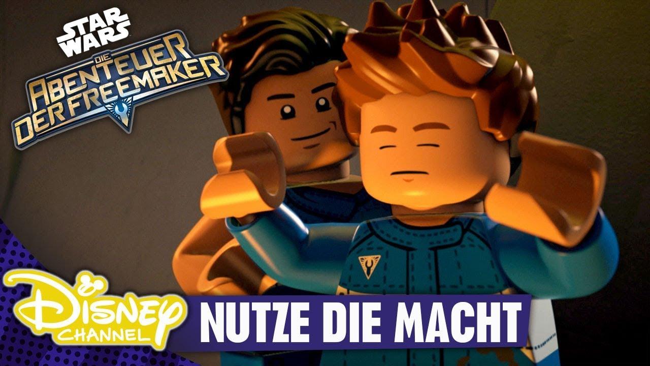 Download STAR WARS: DIE ABENTEUER DER FREEMAKER - Clip: Nutze die Macht | Disney Channel