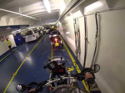 My Bike |tour 2013 Newcastle Ferry