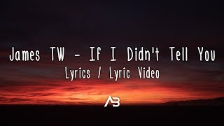 James TW - If I Didn