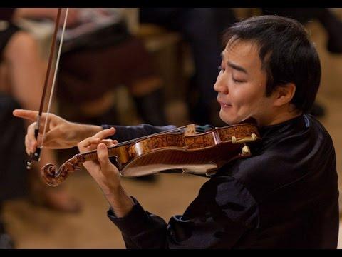 Erzhan Kulibaev plays Tchaikovsky Violin Concerto at 14th Wieniawski Competition (Stage 4)