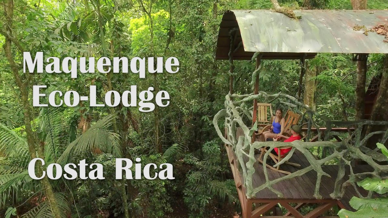 maquenque eco lodge costa rica youtube. Black Bedroom Furniture Sets. Home Design Ideas