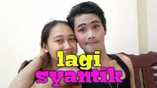 MY WIFE DOES MY MAKE UP | Aku jadi Cantik | KTVLOG 8