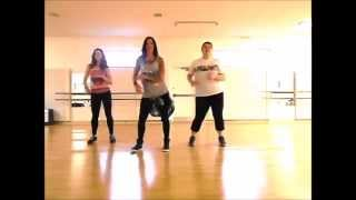 Zumba®/Dance Fitness - Just The Way You Are *Bachata*