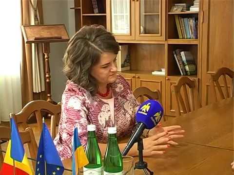 Акцент дня. Елеонора Молдован з візитом в Івано-Франківську