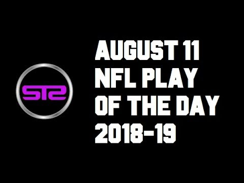 August 11, 2018 #NFL Pick of The Day - NFL #FreePicks Today ATS Tonight #Vikings #Broncos