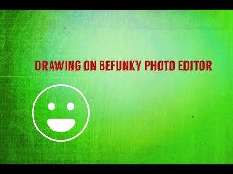 Drawing On BeFunky Photo Editor