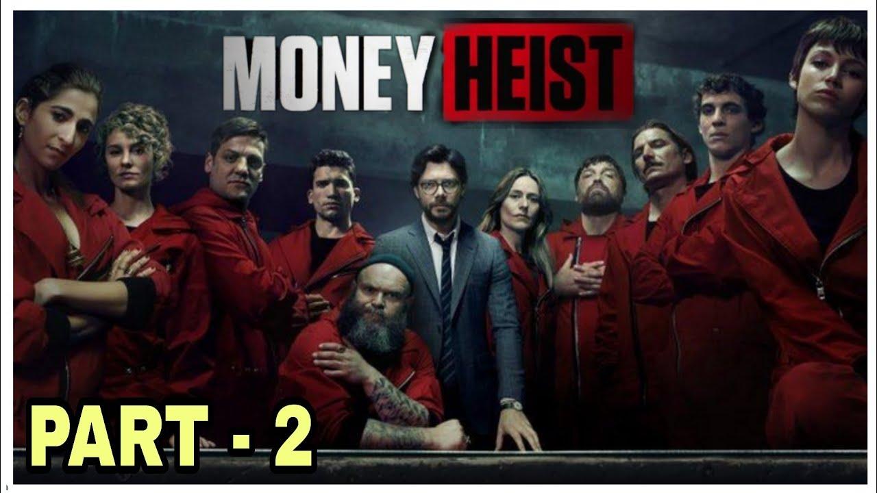 Money Heist – Season 1 | Episode – 2 | Explained in Tamil | Film roll | தமிழ் விளக்கம்