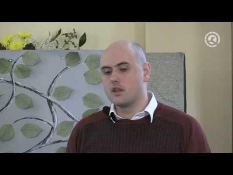 QCEA talks forced migration at Woodbrooke