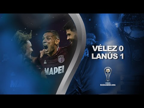 Velez Sarsfield Lanus Goals And Highlights