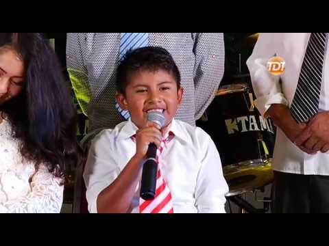 LOS CHICOS DEL RITMO 19 SEPTIEMBRE 2016