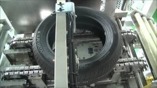 휠, 타이어 조립 자동설비
