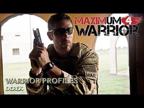 Maximum Warrior 4 Profile: Derek