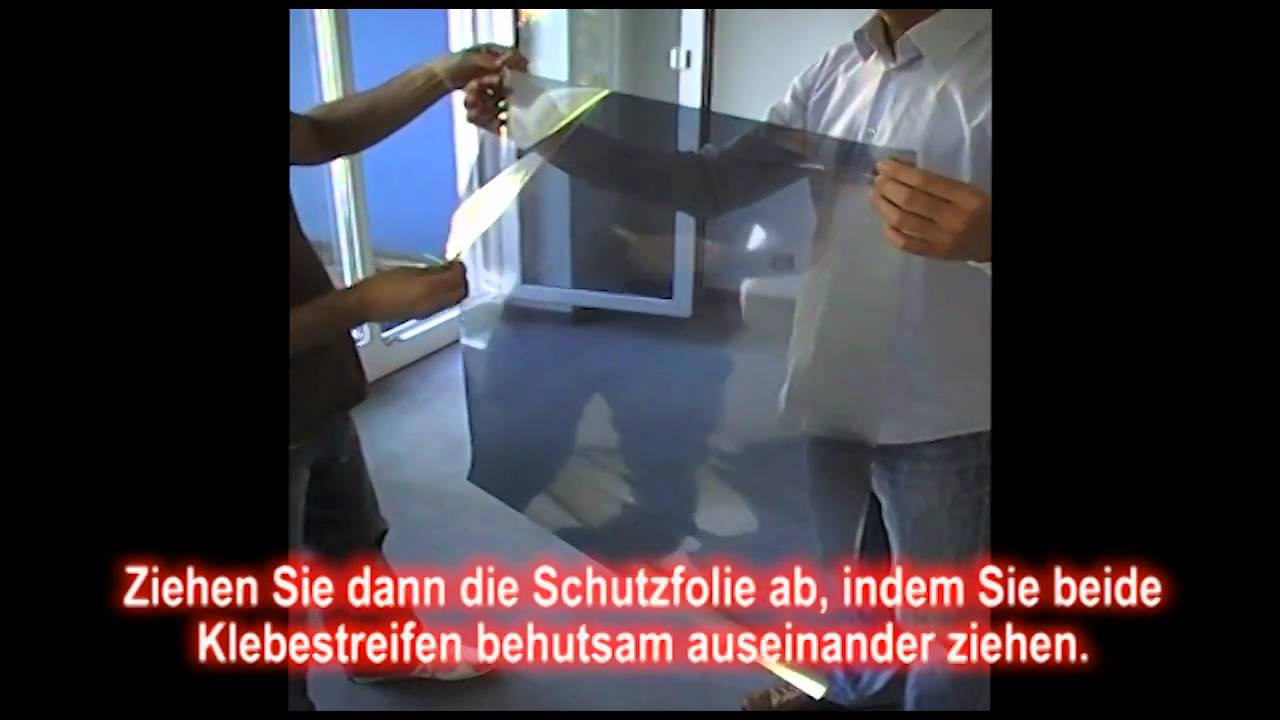 sonnenschutzfolie 80 ex sr f r kunststoffe anbringen der spiegelfolie. Black Bedroom Furniture Sets. Home Design Ideas