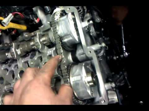 Timing chain tensioner gone bad? - Hyundai Genesis Forum