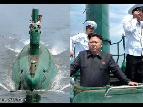Sinpo military base in North Korea, failed missile test on , eastcoast, Sea of Japan ,