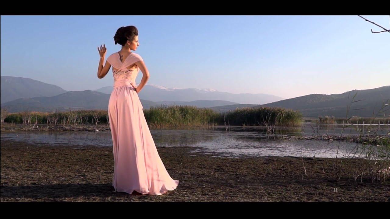 675ff0dbac3c Alkmini - Μοναδικά Φορέματα και Νυφικά - YouTube
