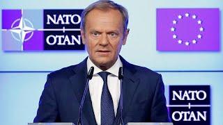 EU rebukes Trump over attitude to allies