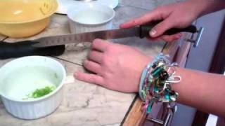 Thegirlcancook Wicked Good Key Lime Pie Bars