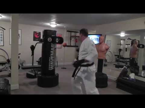 Karate after bilateral hip resurfacing