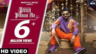 Jeena Paauni Aa (Unofficial Video) Maninder Buttar   MixSingh   JUGNI   Latest Punjabi Song 2021
