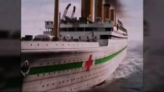 Титаник Олимпик и Британник