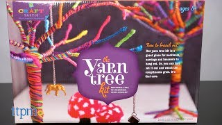 Video Craft-tastic Yarn Tree Kit from Ann Williams Group download MP3, MP4, WEBM, AVI, FLV April 2018
